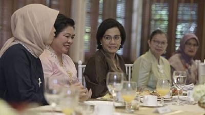 Sri Mulyani: Infrastructure is Key for Excellent Economic Growth