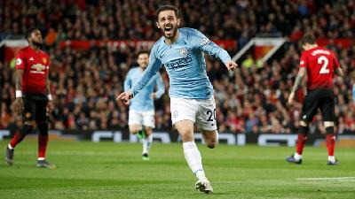 Manchester City Take Big Step Towards Title with Derby Win