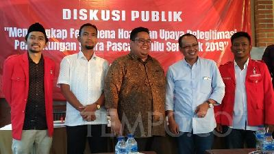 Ragukan Terjadi People Power, Pengamat: Itu People Ngamuk