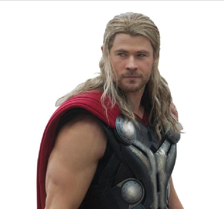 Chris Hemsworth, pemeran Thor di film Avengers: Endgame (Marvel)
