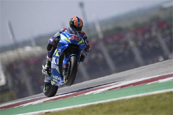 Pembalap MotoGP, Alex Rins. (roadracingworld.com)