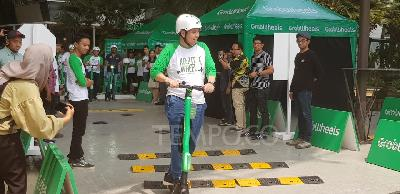 Grab's Urban E-Scooters to Comply with Jakarta's Bicycle Rules