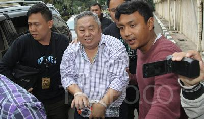 Police Arrest Prabowo`s Campaigner on Treason Charges
