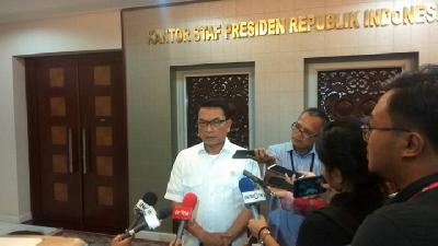 Moeldoko: Prabowo Camp not Behind Widespread Riot