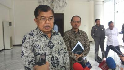 VP Calls on MK to Fairly Process Prabowo's Election Case