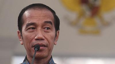 Jokowi Talks about VP Jusuf Kalla-Prabowo Meeting