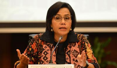 Gerindra Calls Hoax on Sri Mulyani's Take on Weak Global Economy