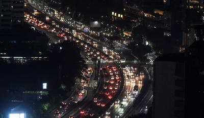 Jakarta's Inner City Toll Roads to Undergo Tariff Adjustments