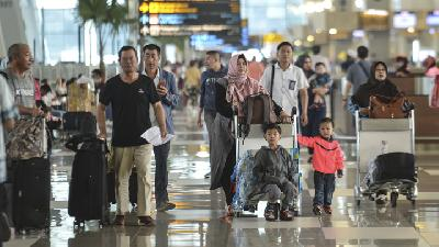AP II Expects 3.4mn Passengers Traffic in Soekarno-Hatta Airport