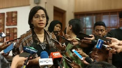 Sri Mulyani Wants Tax Payment as Easy as Buying Phone Credit