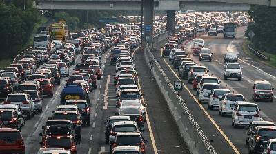 Christmas Holiday; Jakarta-Cikampek Elevated Toll to be Opened