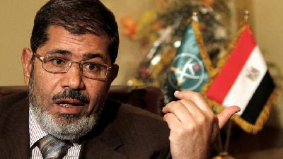 Egyptian Authorities Refuse Mursi's Burial in Family Cemetery