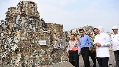 Batam Administration Rejects Plastic Waste Imports