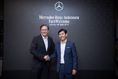 Per 1 Juli 2019, Choi Duk Jun Pimpin Mercedes-Benz Indonesia