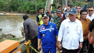 Konawe Flood Causes IDR226bn Economic Loss: Governor