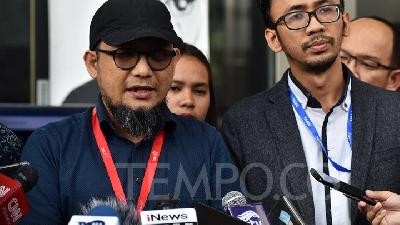 Komnas HAM Urges Police to Expose Novel Baswedan Case