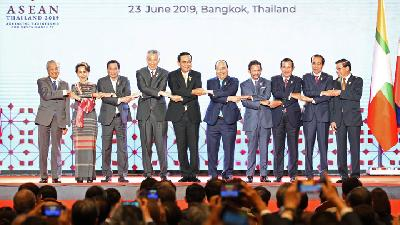 Survey Claims ASEAN Still Being Benefits
