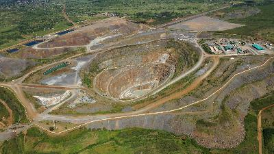 Silence is golden for a Tanzanian mine