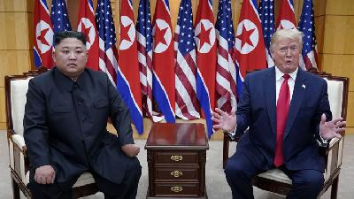 Trump Says N.Korea Must Denuclearize after Their `Important` Test