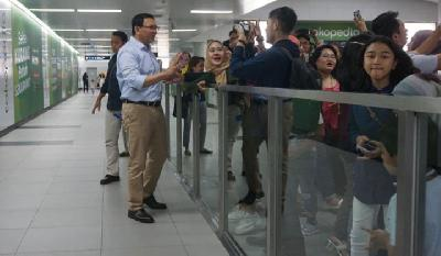 Ahok: My Political Career Is Over