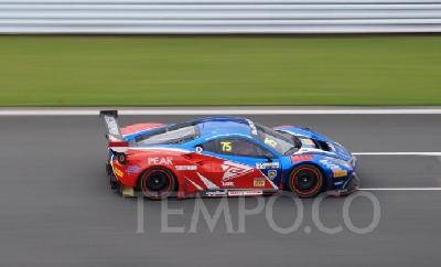 T2 Motorsports Optimistis Raih Podium di Asian Le Mans Buriram