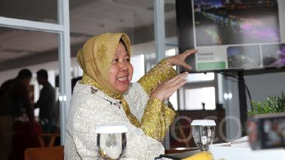 Surabaya Mayor to Speak of Sustainable Transportation at UN