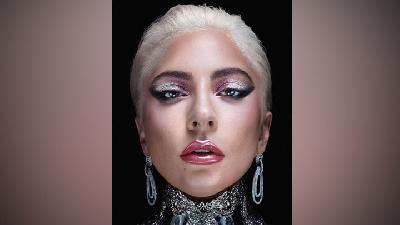 5 Momen Lady Gaga Tanpa Makeup, Termasuk di Film A Star Is Born
