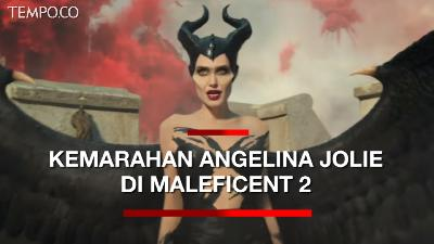Murkanya Angelina Jolie di Trailer Maleficent: Mistress of Evil