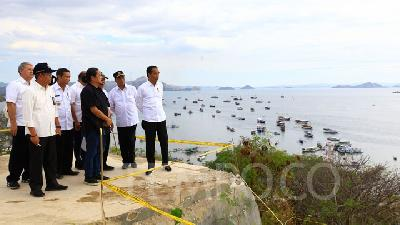 Jokowi: West Manggarai Tourism Should Be Classy, Advanced