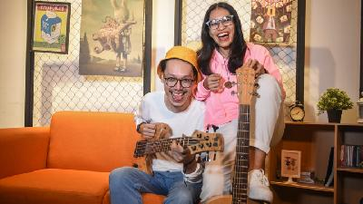 Endah N Rhesa Rilis Album Regenerate di We The Fest 2019