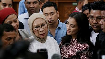 No Appeal; Ratna Sarumpaet Accepts Sentence