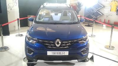 April, Renault Triber Mulai Didistribusikan ke Dealer Indonesia