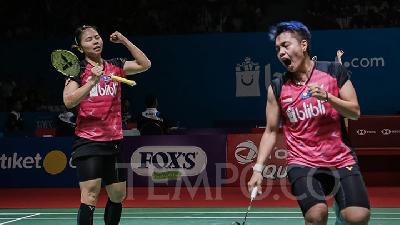 SEA Games 2019: PBSI Ubah Komposisi Tim Bulu Tangkis