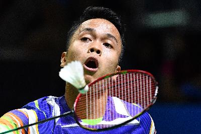 SEA Games 2019: Badminton Beregu Putra Rebut Emas Ke-14 Indonesia