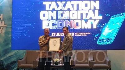 Gov't Reveals Two Challenges in Imposing Digital Tax