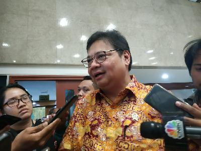Golkar Proposes Five Names for Future Cabinet to Jokowi