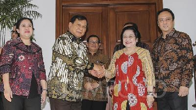 Gerindra-PDIP Could be Allies in 2020 Gubernatorial Election