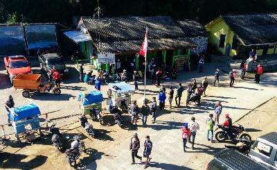 Hikers Barred from Celebrating August 17 at Mount Semeru Summit