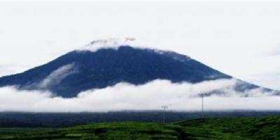 Mount Kerinci's Wednesday Eruption was Phreatic: PVMBG