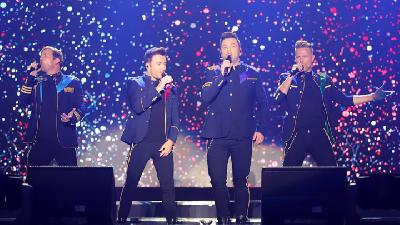 Palembang Officials Requested 500 VIP Seats for Westlife Concert