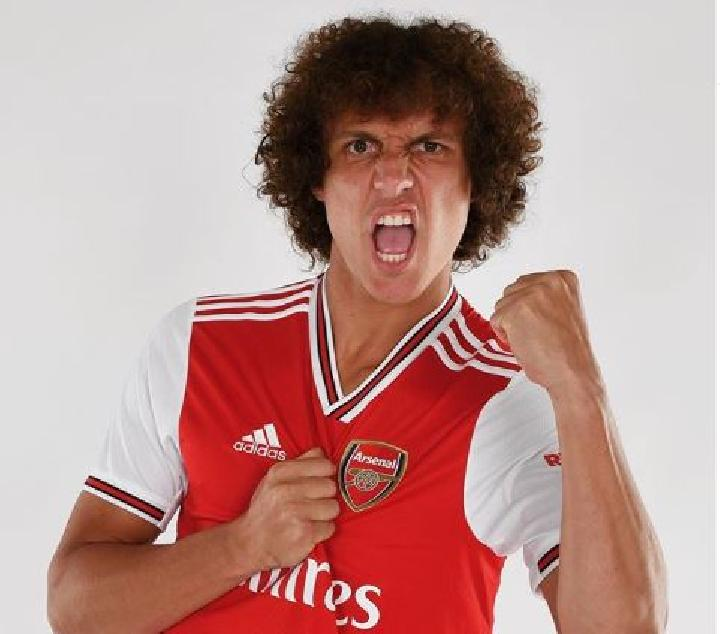 Pemain baru Arsenal, David Luiz. (instgram/@arsenal)
