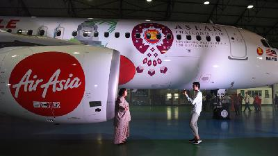 Pandemic; AirAsia Plans to Stop Flying 3 Months