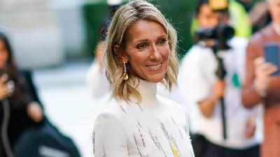 Celine Dion Pilih Tak Pakai Makeup di Video Klip Imperfection
