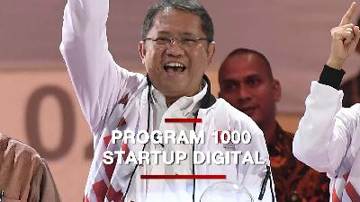 Program 1000 Startup Digital, Rudiantara Berharap Tambah Unicorn
