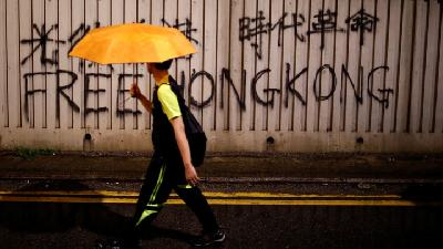 Demonstrasi Hong Kong dan Privasi di Internet