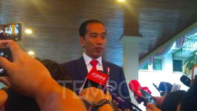 President Jokowi Calls for Peace Following West Papua Unrest