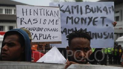 East Java Police Assert No Papuan Students Faced Racism