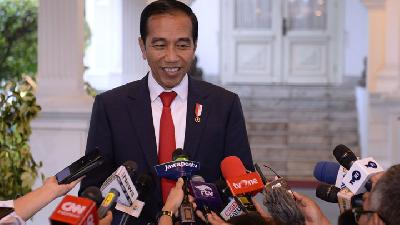 Jokowi Mulls Over Central or East Kalimantan as New Capital City