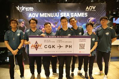 eSports: EVOS Wakili Indonesia ke AOV International Championship
