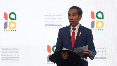 Jokowi Promotes SOE, Welcomes Cooperation with African Countries